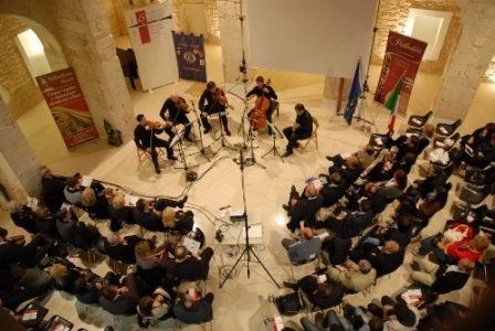 eventi-antonio_tinelli_e_quartetto_in_concerto
