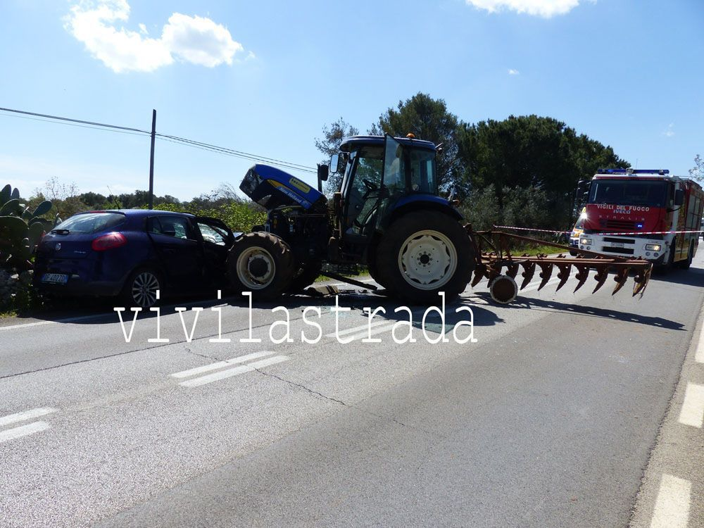 04 14 Incidente Noci Gioia