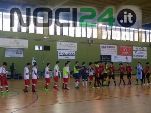03 20 noci c5 juniores vs thuriae