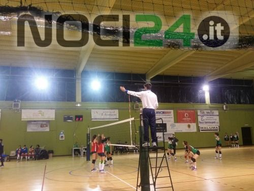 11 18 real volley noci vs bitetto