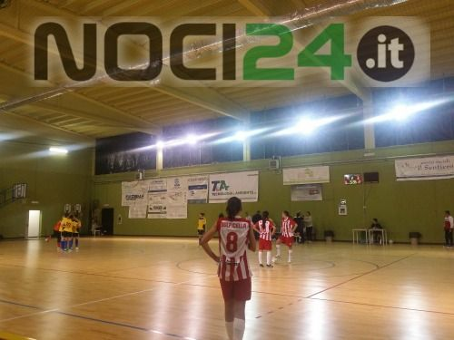 11 27 new team noci vs futsal molfetta