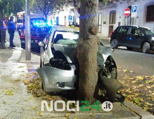 11 09 Incidente Via Cavour 1