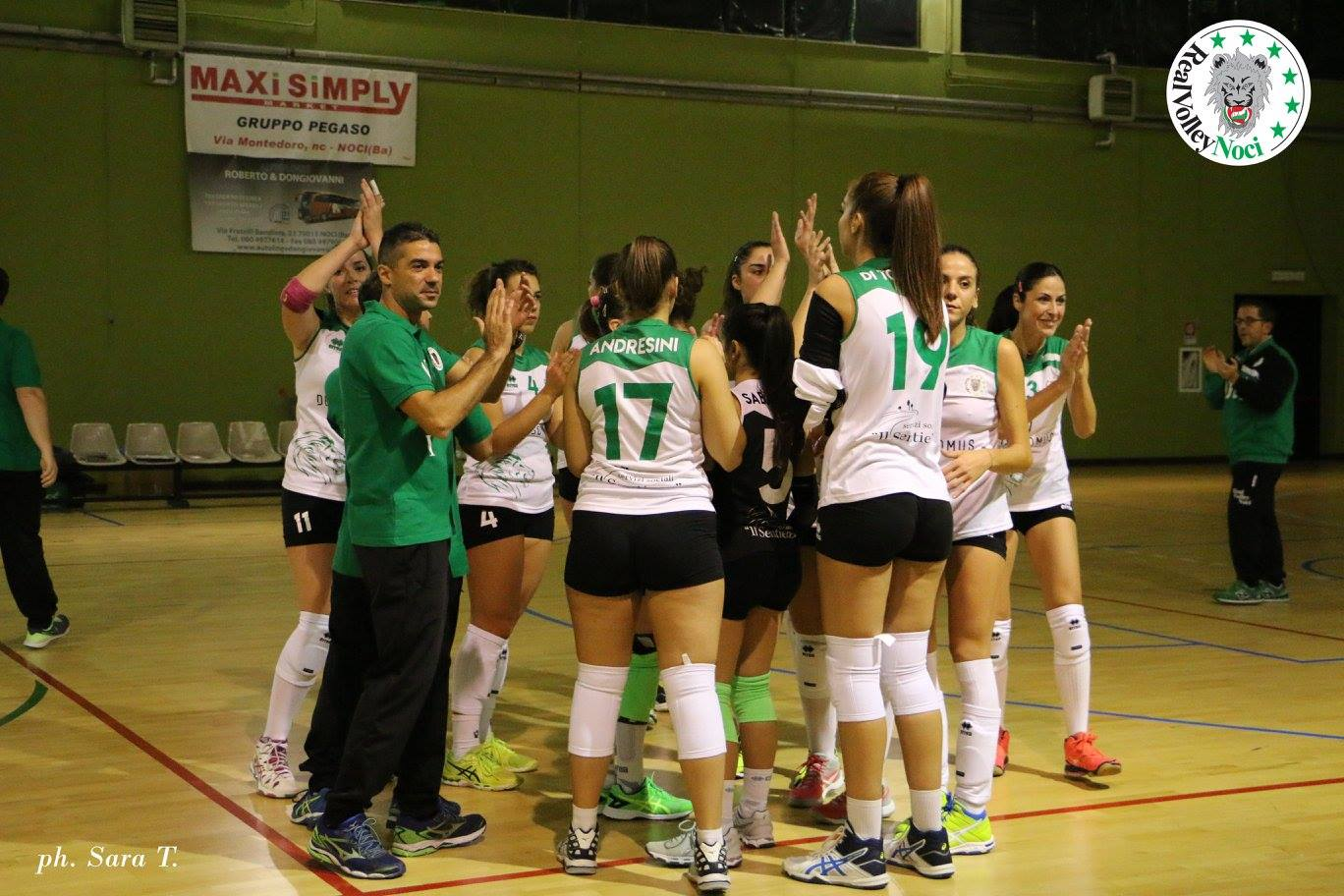 10 15 real volley noci vs cutrofiano