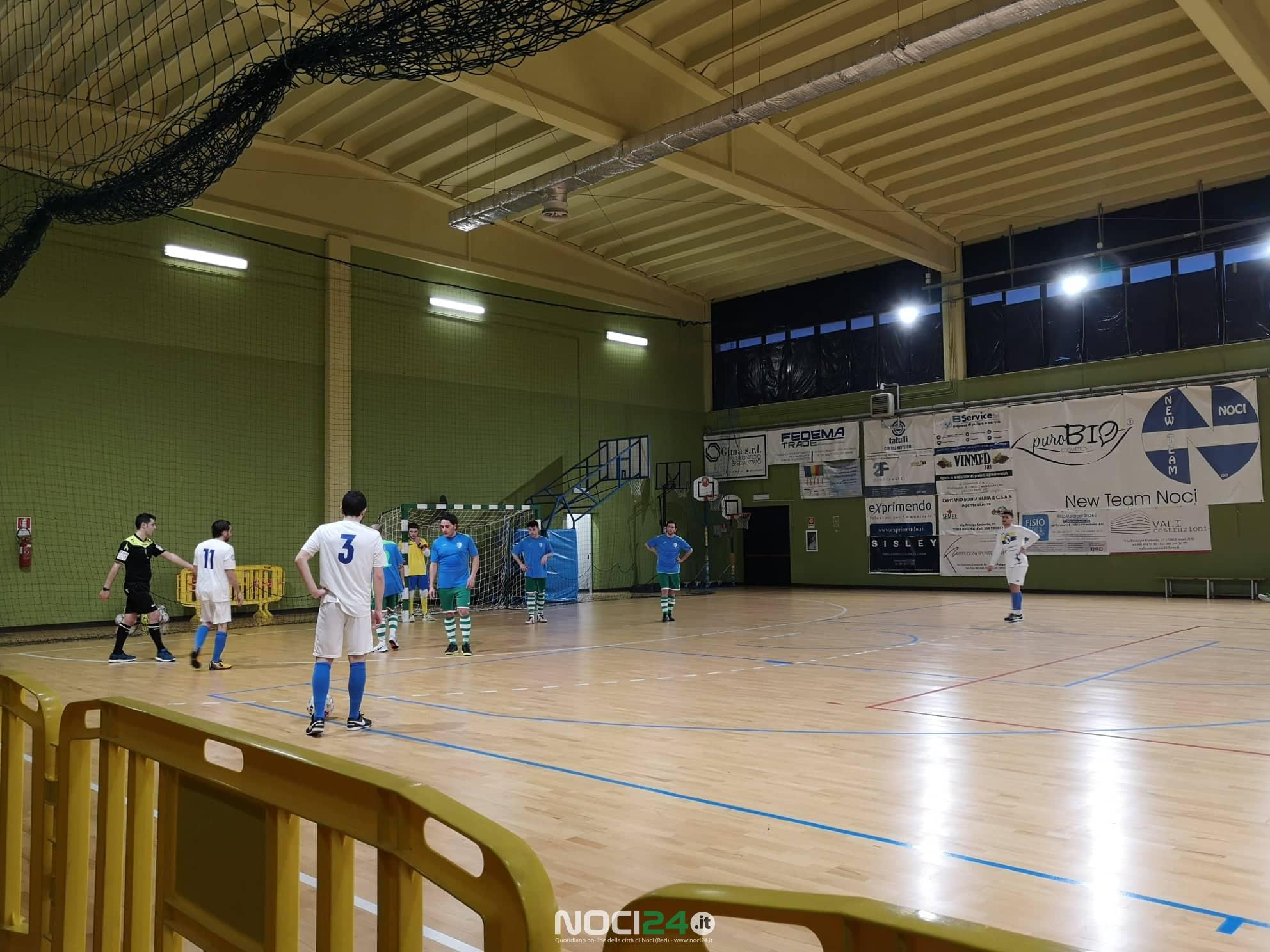12 22 noci c5 vs martina academy