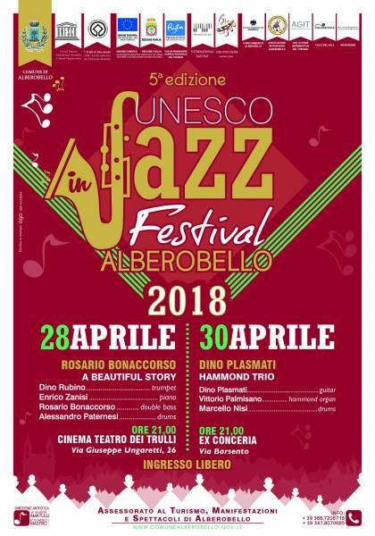 04 25UNESCO in Jazz Festival 2018 loc