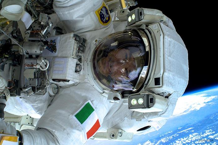 2020: Space Beyond. Il nocese Vincenzo De Marco firma il documentario evento sull'astronauta Luca Parmitano - NOCI24.it