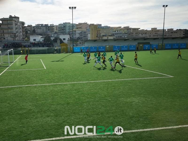 03 10 noci azzurri vs new banana club ceglie