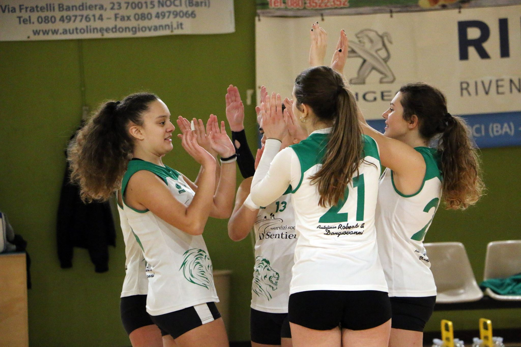 03 10 seconda divisione real volley noci